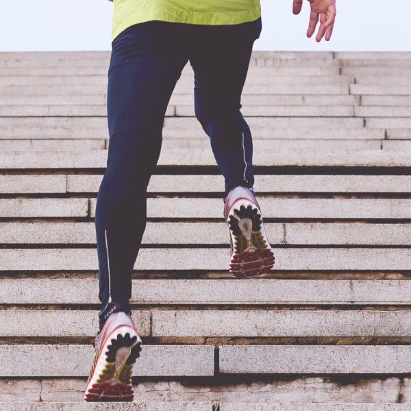 Step Running