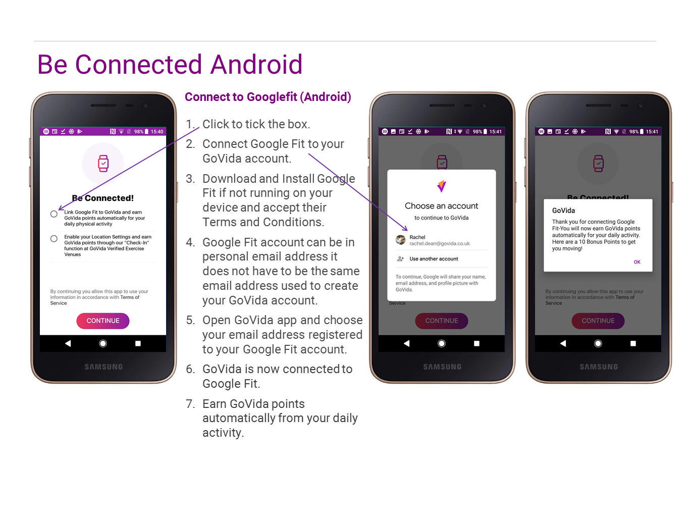 Android Connection