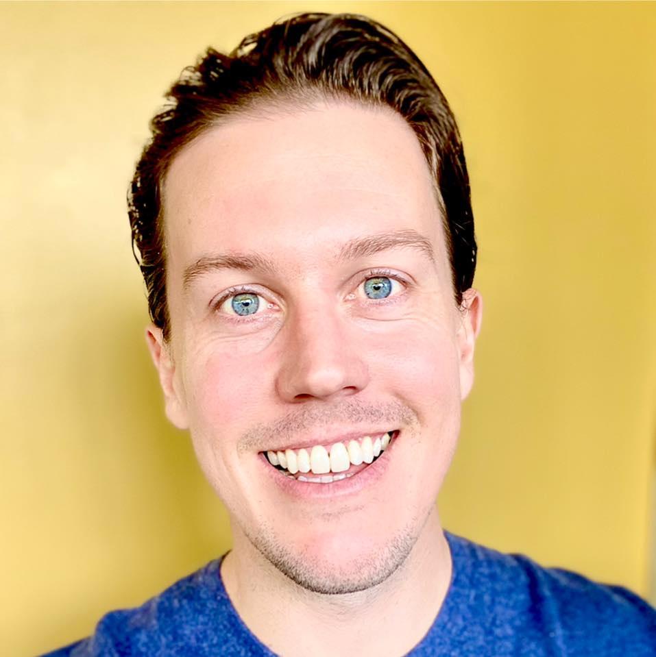Photo of Darren Becket - founder of Darren Becket wellness and expert content provider at GoVida the employee wellbeing platform