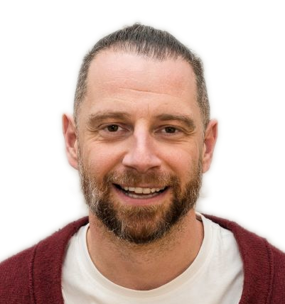 Photo of Andrew Hankin - founder of HerogroupUk and expert content provider at GoVida the employee wellbeing platform