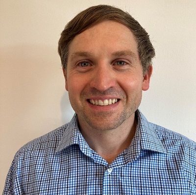 Photo of Neil McEwan - Head of Product at GoVida the employee wellbeing platform