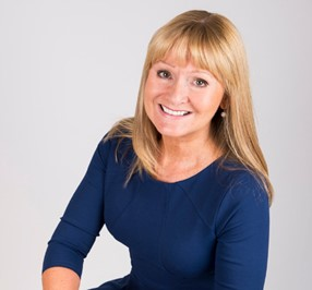 Photo of Annette Steele Commercial Director at GoVida the employee wellbeing platform
