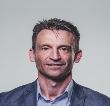 Photo of Steve Longhorn - founder of Unite2BWell and expert content provider at GoVida the employee wellbeing platform