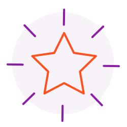 Start icon to represent GoVida the employee wellbeing platform helping ingrain employee wellness into the company culture